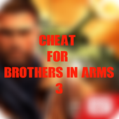 Cheat For Brothers in Arms 3 prank icon