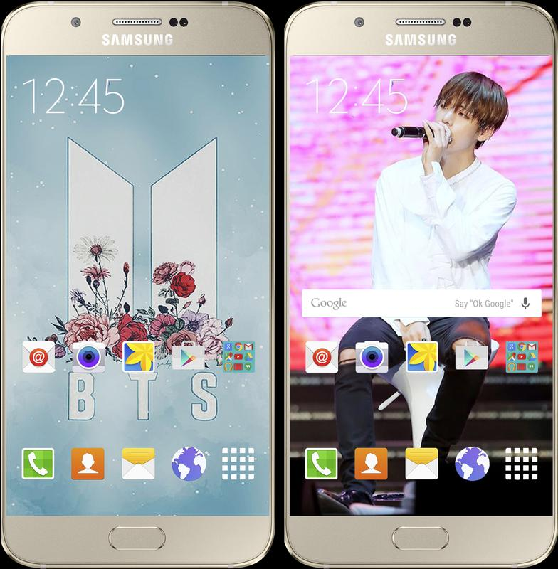 BTS wallpapers for Android - APK Download