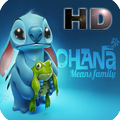 Lilo and Stitch Wallpaper cartoon