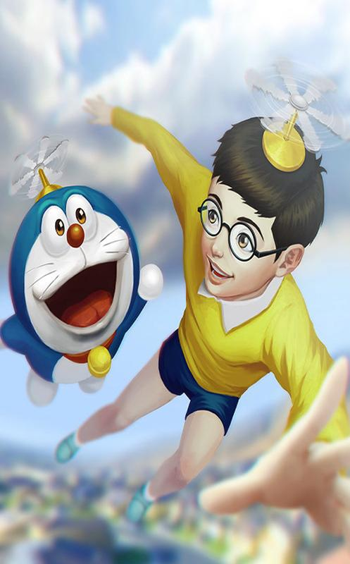Doraemon Cartoon Hd Wallpapers For Android Apk Download