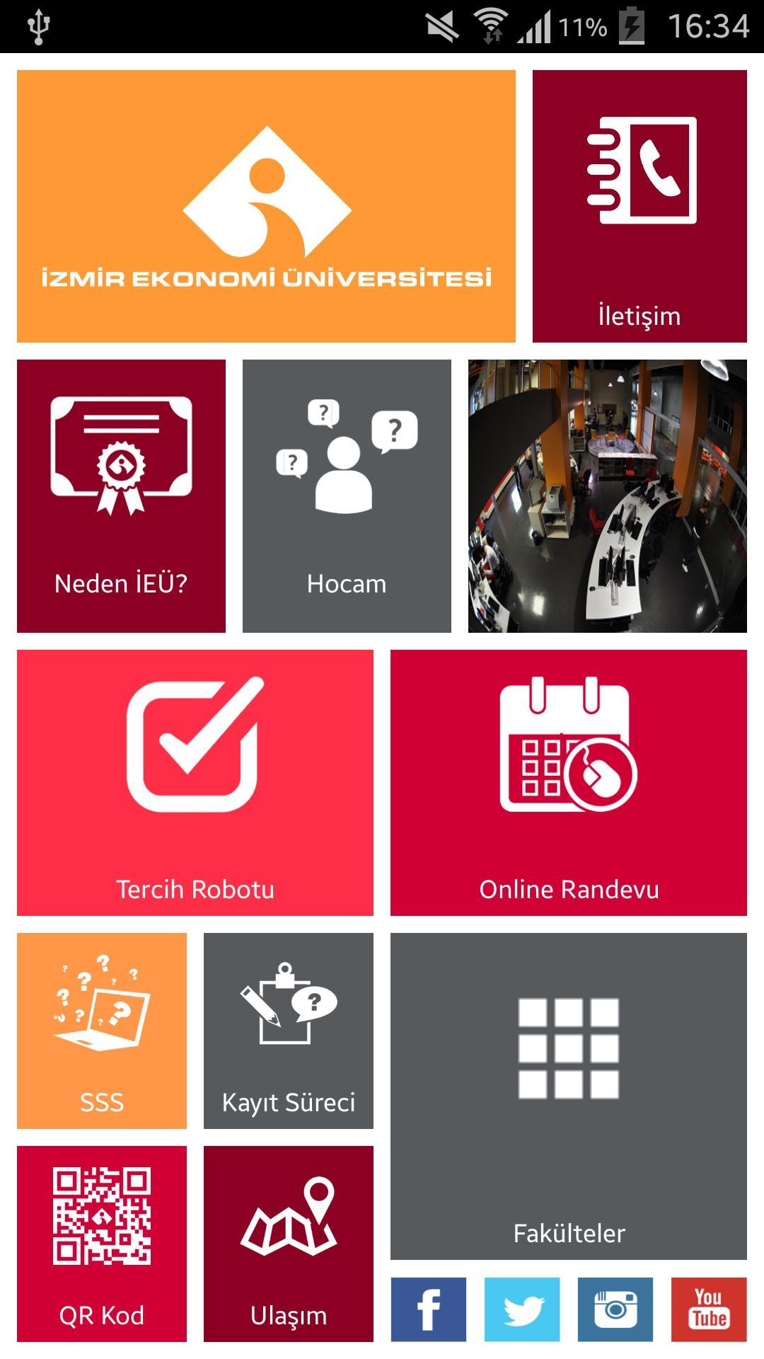 Izmir Ekonomi Universitesi For Android Apk Download