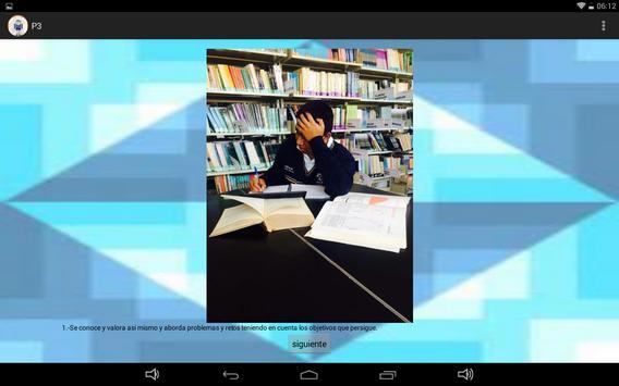 16CT62Competencias apk screenshot