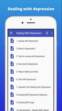 Dealing With Depression poster