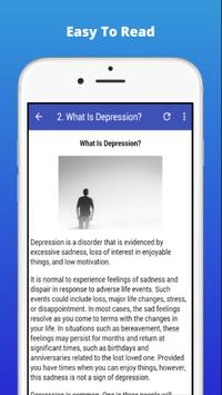 Dealing With Depression screenshot 2