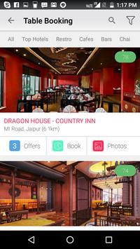 APPetite -Restaurant Discounts apk screenshot