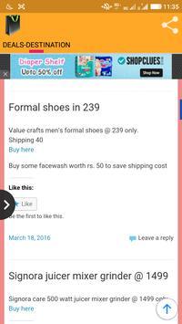 Deals Destination apk screenshot