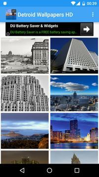 Detroit Wallpapers HD Material apk screenshot