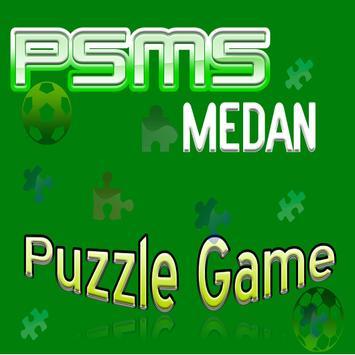 PSMS Medan Puzzle Game poster