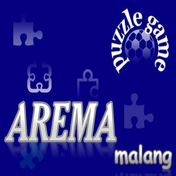 Permainan Puzzle Arema Malang poster