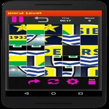 Persib Bandung Puzzle screenshot 1