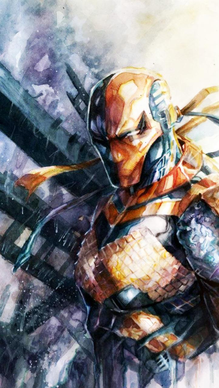 Deathstroke Wallpaper Newhd For Android Apk Download