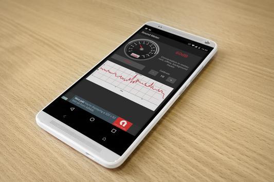 Sound Meter screenshot 2