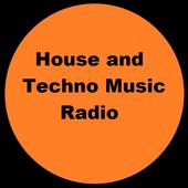 House and Techno Music Radio icon