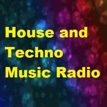 House and Techno Music Radio apk screenshot