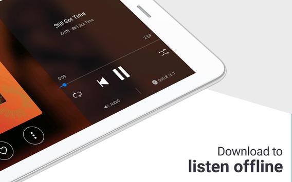 Deezer Music & MP3 Player: Songs, Radio & Podcasts apk स्क्रीनशॉट