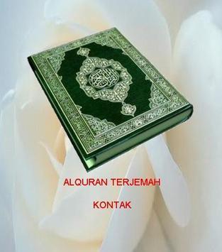 Alquran Terjemah Indonesia poster