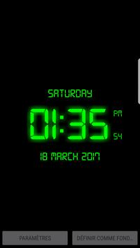 BEST FREE DIGITEL CLOCK 2017 apk screenshot