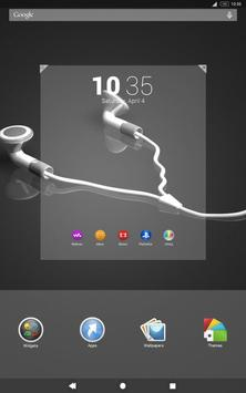 XpeTheme-Earphones apk screenshot