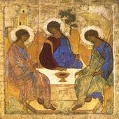 Святая Троица icon