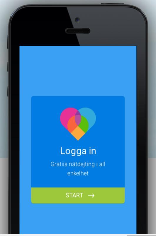 Gratis dejting app lösenord