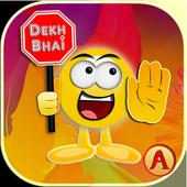 Dekh Bhai Meme Creator icon