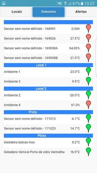 DelfoSensor Mobile apk screenshot