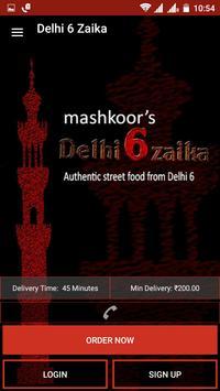 DELHI 6 ZAIKA screenshot 1