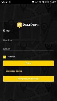 DeliDrive - Gestão e Rastreio de Equipes poster