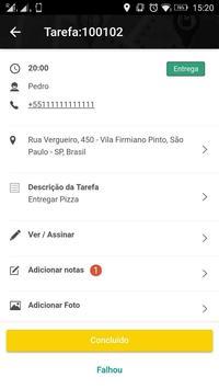 DeliDrive - Gestão e Rastreio de Equipes apk screenshot