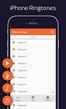 Ringtone for Phone 8 screenshot 3