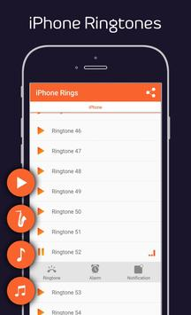 Ringtone for Phone 8 screenshot 1