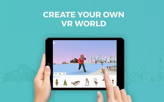 CoSpaces Maker – Make your own virtual worlds apk screenshot