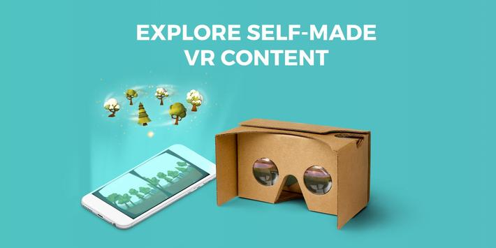 CoSpaces Maker – Make your own virtual worlds poster