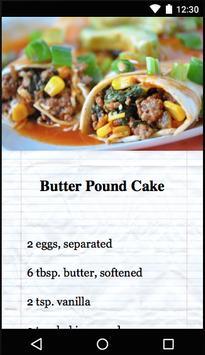 Delicious Diabetic Recipes apk screenshot