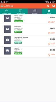 Deliverka Merchant App screenshot 3