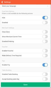 Deliverka Merchant App screenshot 8