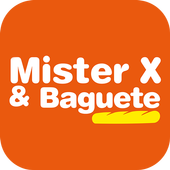 Mister X & Baguete icon