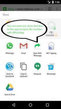 Open With Whatsapp screenshot 2
