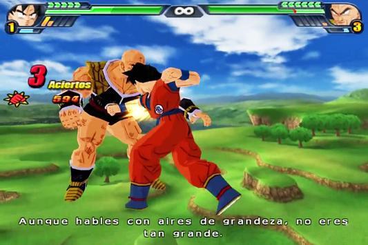 Dragon Ball Z Budokai Tenkaichi 3 screenshot 3