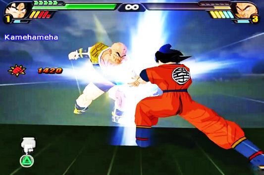 Dragon Ball Z Budokai Tenkaichi 3 screenshot 2