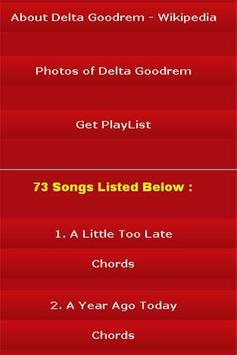 All Songs of Delta Goodrem apk screenshot