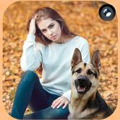 German Shepherd Photo Editor icon