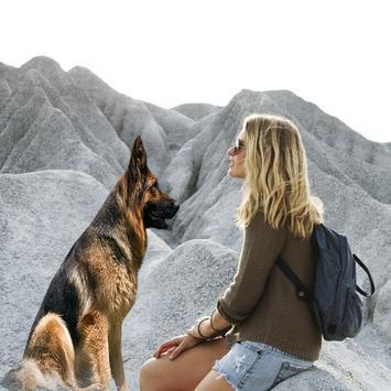 German Shepherd Photo Editor poster
