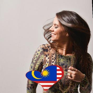 Malaysia Flag Heart Effect : Photo Editor screenshot 3