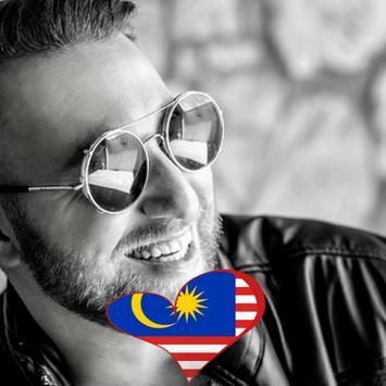 Malaysia Flag Heart Effect : Photo Editor screenshot 2