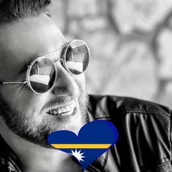Nauru Flag Heart Effect : Photo Editor screenshot 2