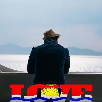 Kiribati Flag Love Effect : Photo Editor screenshot 3