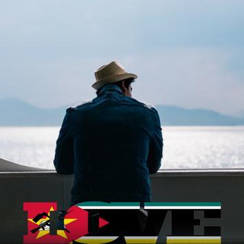 Mozambique Flag Love Effect : Photo Editor screenshot 2