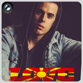 Macedonia Flag Love Effect : Photo Editor icon