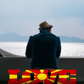 Macedonia Flag Love Effect : Photo Editor screenshot 3